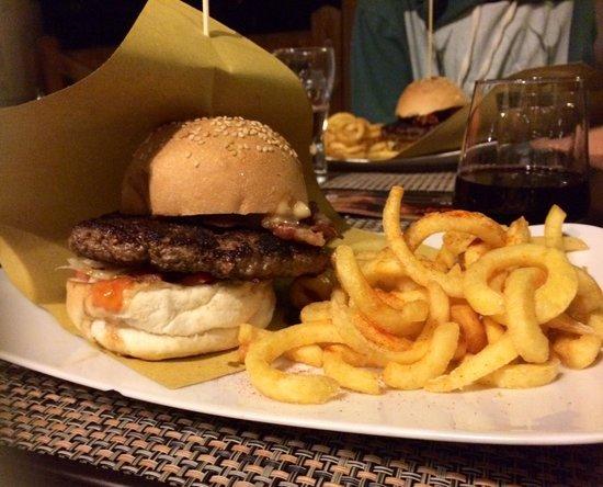 Red Beef: Menù hamburger ✌️