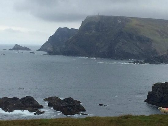 Ireland By Bike: Just south of Glencomcille