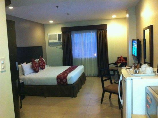 Alpa City Suites: suite