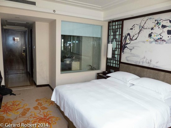 Grand Link Hotel Guilin: chambre