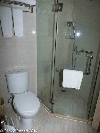 Grand Link Hotel Guilin: salle de bain