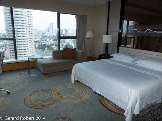 Sheraton Zhongshan Hotel: chambre