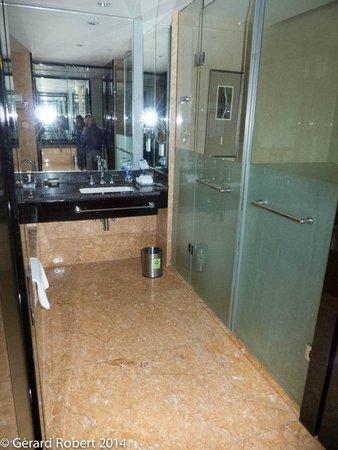 Sheraton Zhongshan Hotel: salle de bain