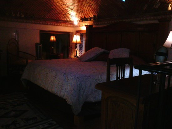 Casa De Pita: Habitación Luna de miel