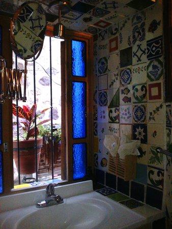 Casa De Pita: Baño
