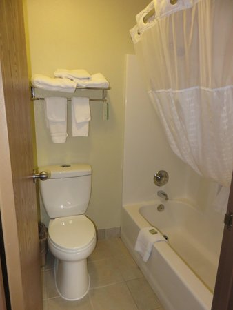 Surestay Plus Hotel by Best Western Kearney: Clean & Modern