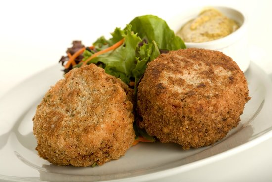 Broadway Cheesecake Co. : Crab cakes