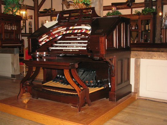 Music House Museum : Theatre Organ