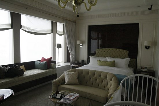 The St. Regis Singapore: The room