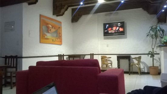 Eco Ski Hotel: lobby2