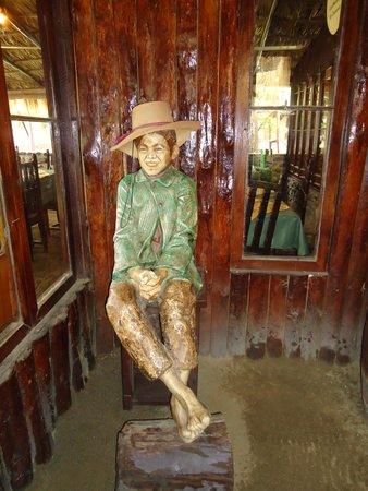 Los Hornitos de Curacavi: Escultura
