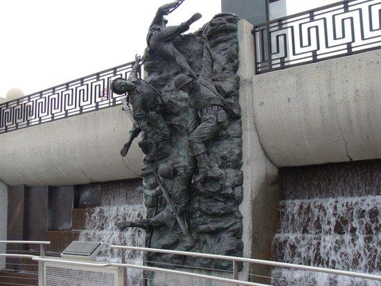National D-Day Memorial: Incredible detail