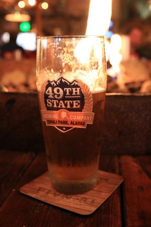 49th State Brewing Company : the Baked Blonde