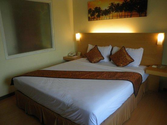 Kartika Graha: Room
