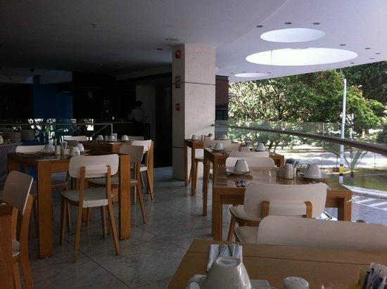 Inntu Hotel Medellin : Mezzanine