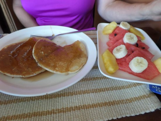 Camino Verde Bed & Breakfast Monteverde: another breakfast choice