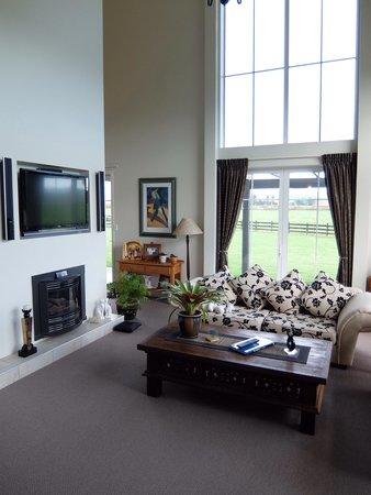 Chestnut Lane Cottage : Lounge room
