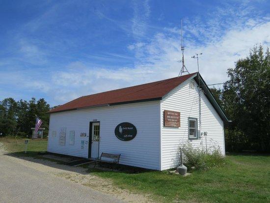 Whitefish Point Bird Observatory
