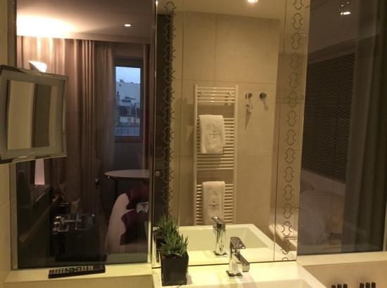 La Villa Maillot : el baño