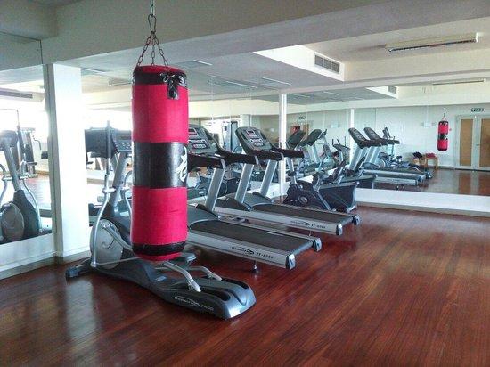 Solana Beach: Salle de sport solana