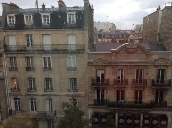 La Villa Maillot : vista de mi cuarto