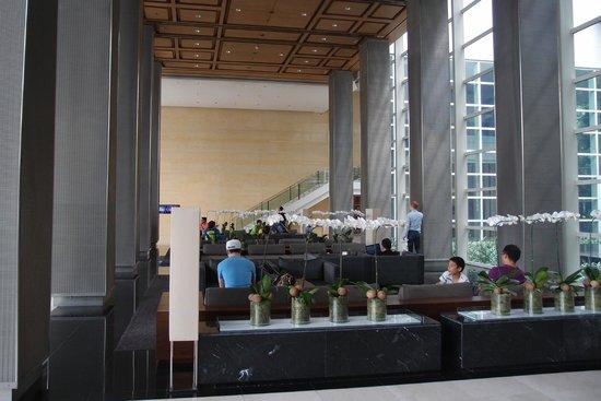 Pullman Bangkok King Power: entrance hall
