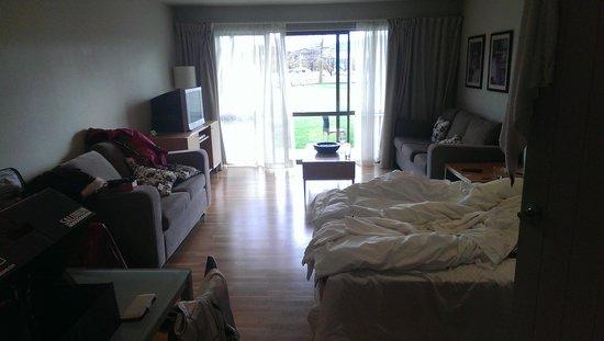 Oakridge Resort Lake Wanaka: Room