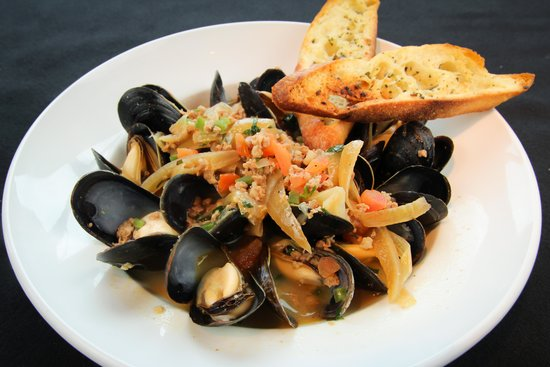 89 Fish & Grill: Mussels