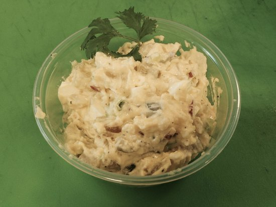 West Side Deli: Simple Southern Potato Salad