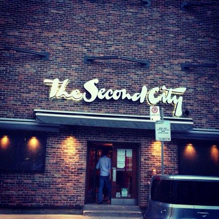 Second City Toronto: Second city