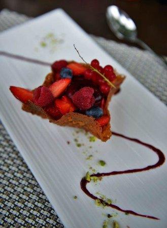 Bistrot Mogador : Dessert