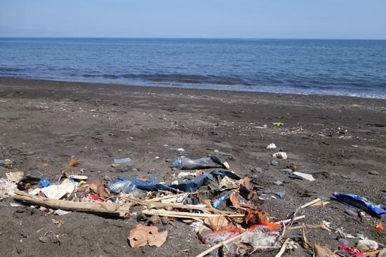 Villa Agung Beach Inn: Plage