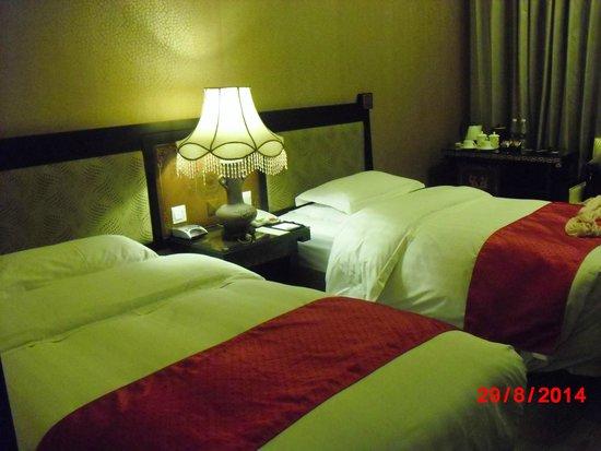 Holiday Inn Jiuzhai Jarpo : Twin-Bedded Room