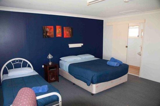 Camooweal, ออสเตรเลีย: Nice rooms