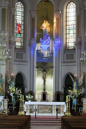Catedral Sagrado Corazon : Altar da Catedral