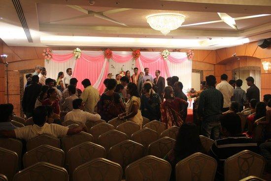 Banquet hall - Picture of Hablis Hotel, Chennai - TripAdvisor on morehead state university residence halls, dance halls, wedding halls, event halls, conference halls, food halls, party halls, graduation halls, lecture halls, run in the halls, small entry halls, pool halls, hotel halls, small concert halls, school halls, exhibition halls, reception halls,