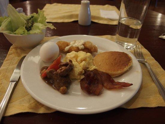 Hotel Cesario: breakfast