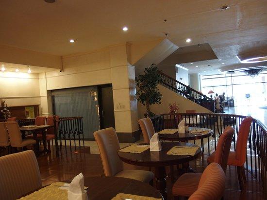 Hotel Cesario: breakfast restaurant