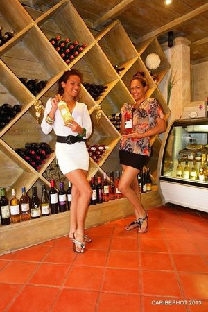La Cave a Vin - Wine Bar Tapas: 👍