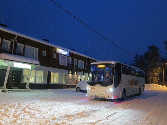 Lapland Hotel Akashotelli : レセプション棟