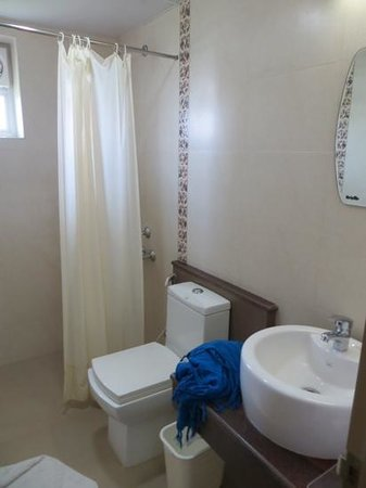 Abad Pepper Route : bathroom