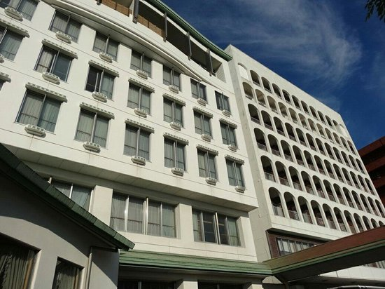 Hotel New Tsuruta: 飯店外觀
