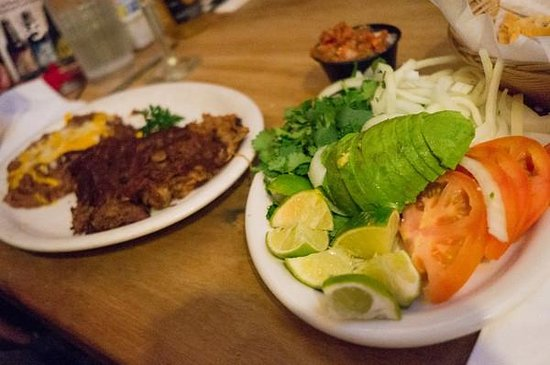 Old Town Mexican Cafe: Carnitas for 2