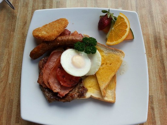 Cafe Balaena: The big breakfast