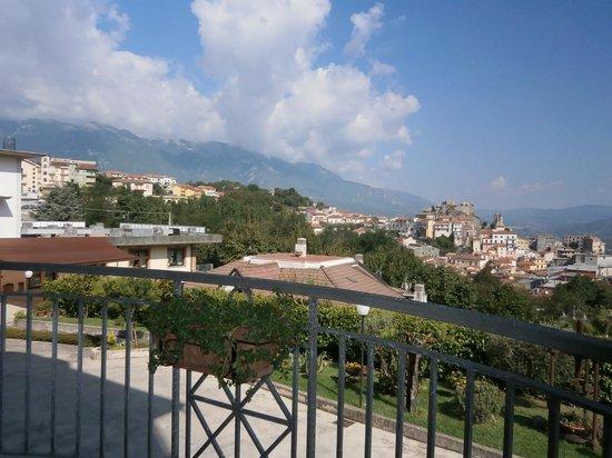 Albergo La Collina: vue du balcon .