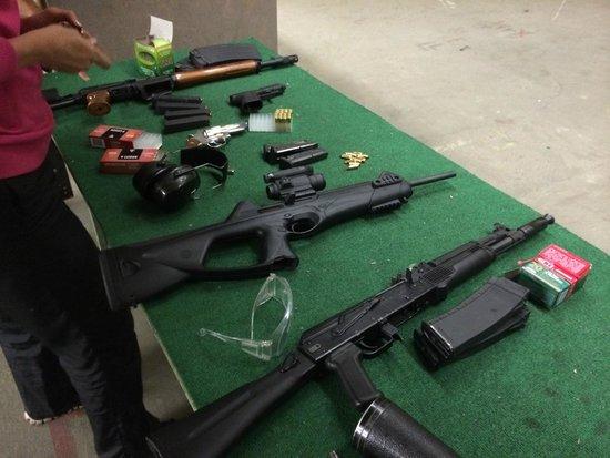 Tondi Shooting Range
