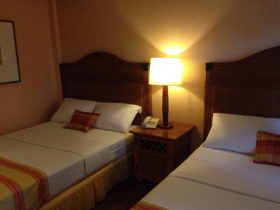 BEST WESTERN Boracay Tropics Resort: De Luxe Room.