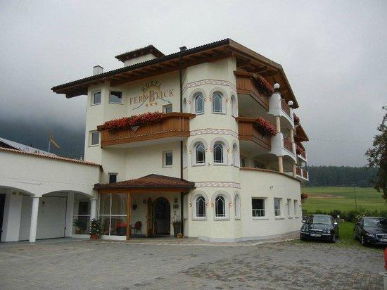 Hotel Fernblick Im Nebel Bild Von Fernblick St Valentin Auf Der