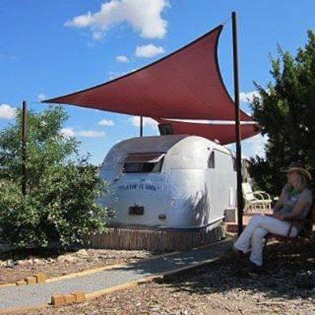 Belrepayre Airstream & Retro Trailer Park: Un petit bout de ce paradis