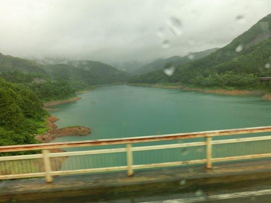 Tamagawa Dam